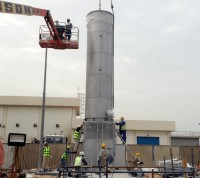 biogas-flare