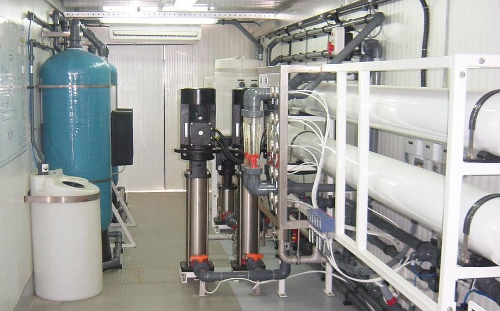 Ro Plant Water And Wastewater Treatment