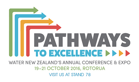 Water New Zealand Conference & Expo 2016.
